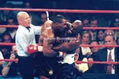 Tyson/Holyfield, les oreilles qui sifflent !