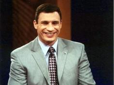 Le «coup» de Vitali Klitschko